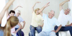 Važnost tjelesne aktivnosti kod starijih osoba