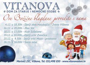 Božić u Vitanovi