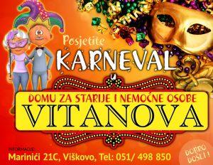 Karneval u Vitanovi